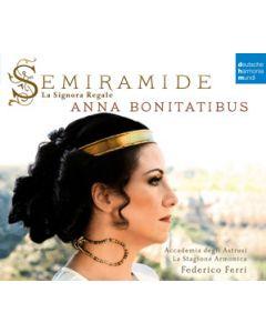 Semiramide – La Signora Regale | Anna Bonitatibus, Front Cover Small