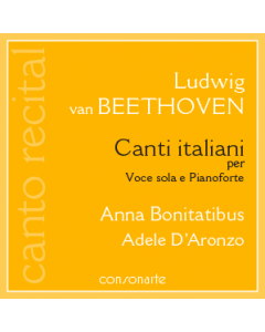 Ludwig van Beethoven – Canti italiani p. 1 Small