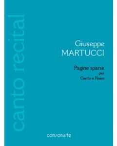 Giuseppe Martucci – Pagine sparse